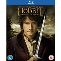 The Hobbit An Unexpected Journey Blu-ray + UV Copy