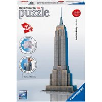 Ravensburger Empire State Building 3D 216 Jigsaw Puzzle