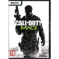 Call of Duty 8 Modern Warfare 3 (French Packaging) PC Game
