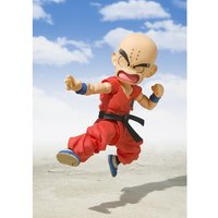 Krillin Early Years (Dragon Ball Z) SH Figuarts Bandai Action Figure