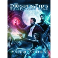 The Dresden Files RPG Volume 1 Your Story Board Game