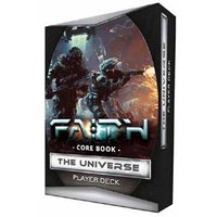 FAITH: The Sci-Fi RPG Second Edition Core Book The Universe Player Deck