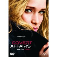 Covert Affairs: Series 3 DVD