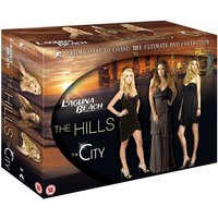 The Hills,The City Laguna Beach - Collection Box Set DVD