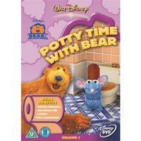 Bear In The Big Blue House Potty Time DVD