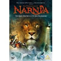 The Chronicles Of Narnia The Lion The Witch And The Wardrobe DVD