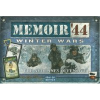 Memoir '44 Winter Wars Game