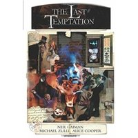 The Last Temptation 20th Anniversary Hardcover Special Edition