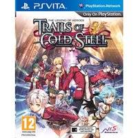 The Legend of Heroes Trails of Cold Steel PS Vita Game