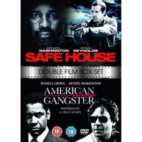 Safe House / American Gangster Double Pack DVD