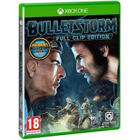 Bulletstorm Full Clip Edition Xbox One Game
