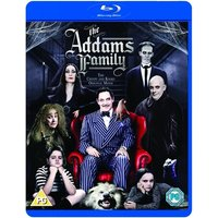 The Addams Family Blu-ray