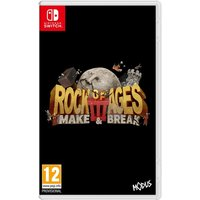 Rock of Ages 3 Make & Break Nintendo Switch Game