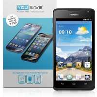 YouSave Accessories Huawei Ascend Y530 Screen Protectors X 3 - Clear