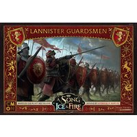 A Song of Ice & Fire: Tabletop Miniatures Game - Lannister Guards Expansion Board Game