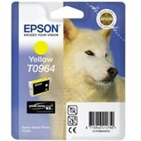 Epson C13T09644010 (T0964) Ink cartridge yellow, 890 pages, 11ml