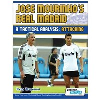 SoccerTutor Jose Mourinho's Real Madrid Tactical Attacking Book