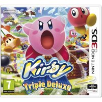 Kirby Triple Deluxe Game 3DS