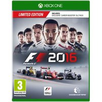 F1 2016 Limited Edition Xbox One Game
