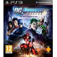 DC Universe Online Game