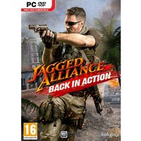Jagged Alliance Back In Action Game