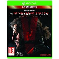 (Pre-Owned) Metal Gear Solid V The Phantom Pain Day One Edition Xbox One Game