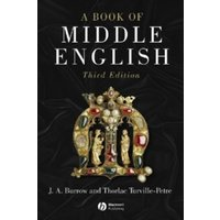A Book of Middle English by J. A. Burrow, Thorlac Turville-Petre (Paperback, 2004)