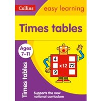 Times Tables Ages 7-11: New Edition