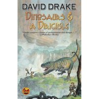 Dinosaurs and a Dirigible