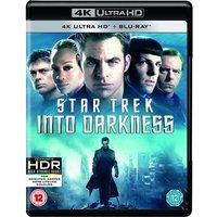 Star Trek: Into Darkness 4K UHD Blu-ray & Blu-ray [2013]