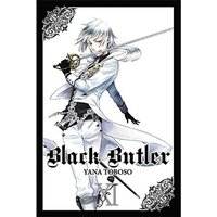 Black Butler Volume 11