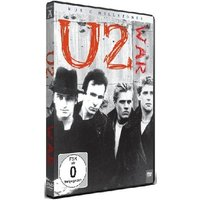 U2: War Music Milestones DVD