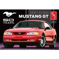 AMT 1:25 1997 Ford Mustang GT '50th Anniversary'