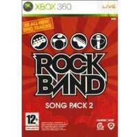 Rock Band Song Pack 2 Solus Game