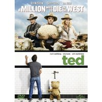 Million Ways To Die In The West/Ted DVD
