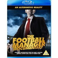 An Alternative Reality: The Football Manager Documentary Blu-ray