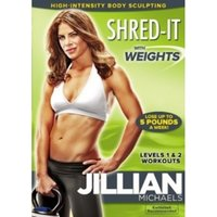 Jillian Michaels Shred It DVD