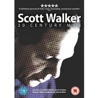 Scott Walker: 30 Century Man DVD