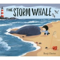 The Storm Whale by Benji Davies (Paperback, 2013)