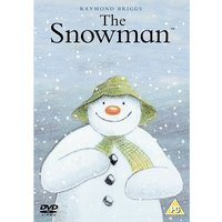 The Snowman (Christmas Decoration) DVD