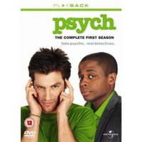 Psych - Complete Series 1 DVD