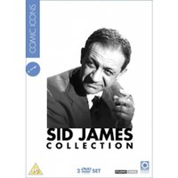 Sid James Collection DVD