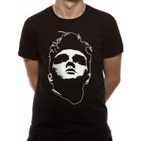 Morrissey - Head Men's Large T-Shirt - Black