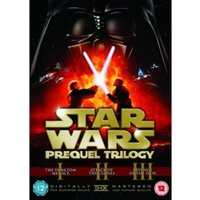 Star Wars Trilogy Episodes I, II And III DVD