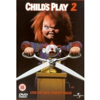 Child's Play 2 DVD