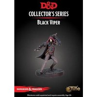 Dungeons & Dragons Collector's Series Waterdeep Miniature Black Viper