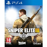 Sniper Elite III 3 with Hunt the Grey Wolf DLC PS4 Game