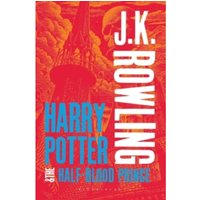 Harry Potter and the Half-Blood Prince (Harry Potter 6 Adult Cover) Paperback