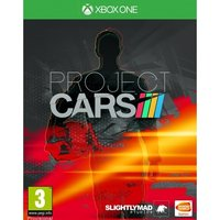 Project Cars Xbox One Game (with Modified Car Pack DLC)