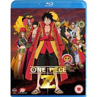 One Piece Film: Z Blu-ray